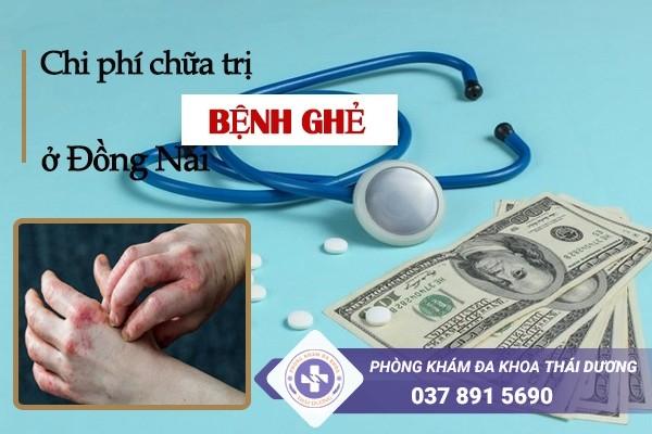 Cập nhật chi phí chữa trị bệnh ghẻ ở Đồng Nai